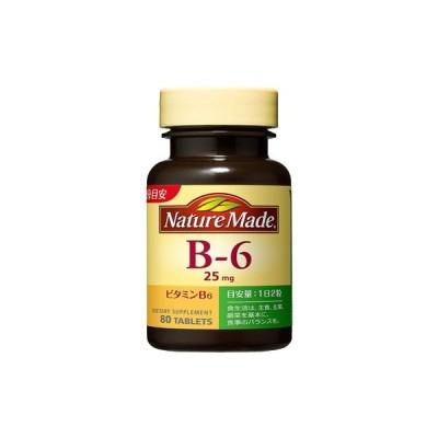 [A] ネイチャーメイド ビタミンB-6 (80粒入) サプリメント