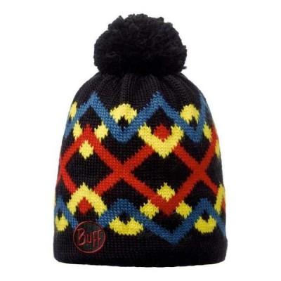 バフ メンズ レディース用ウェア 帽子 buff-(R) knitted-&-polar-hat-buff-riger