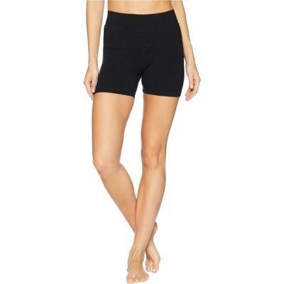 ハードテイル Hard Tail レディース ショートパンツ ボトムス・パンツ High-Rise Booty Shorts Black