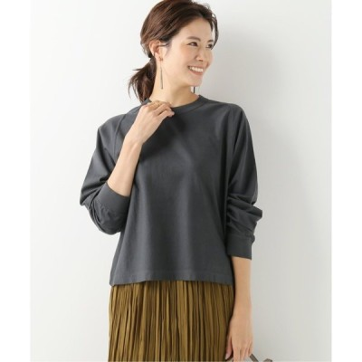 tシャツ Tシャツ 【TICCA/ティッカ】ロング Tシャツ