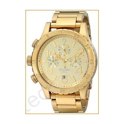 Nixon Men's A486502 48-20 Chrono Watch 並行輸入品