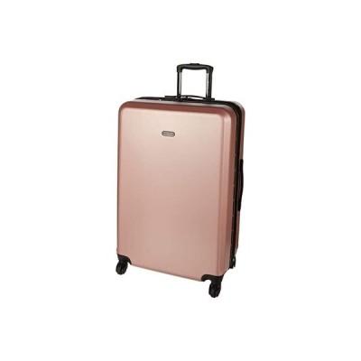 """レベッカミンコフ 28"""""""" Stud Luggage メンズ ラゲッジバッグ かばん Pink"""