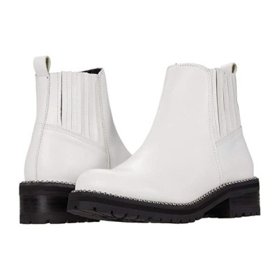 スティーブマッデン Gale Bootie レディース ブーツ White Leather