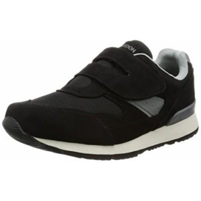 asahi shoes(アサヒシューズ) WIMBLEDON(ウィンブルドン) スニーカー W/B M040 C265【ブラック】 メンズ KF79533