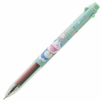 ショウワノート ドラえもん 多色ボールペン アイプラス 3色 0.4mm B 422214003