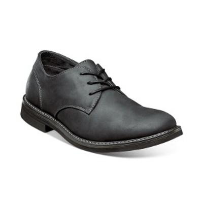 ノンブッシュ メンズ ドレスシューズ シューズ Men's Linwood Oxfords Black