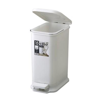 リス HOME&HOME ペダルペール <中容器付> 13L グレー GPRB044 1台