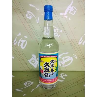 泡盛 久米島の久米仙 30度 600ml 三合瓶 沖縄