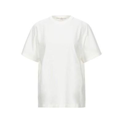 ゴールデン グース GOLDEN GOOSE DELUXE BRAND T シャツ アイボリー XS コットン 100% T シャツ