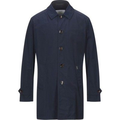 パルト PALTO メンズ ジャケット アウター Full-Length Jacket Dark blue