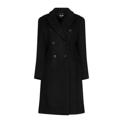 パロッシュ P.A.R.O.S.H. コート ブラック M ウール 100% コート