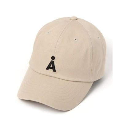 ALAND / ALAND/AロゴBASE CAP 2942995 WOMEN 帽子 > キャップ