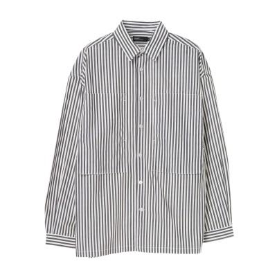 ラージポケットBIGシャツ