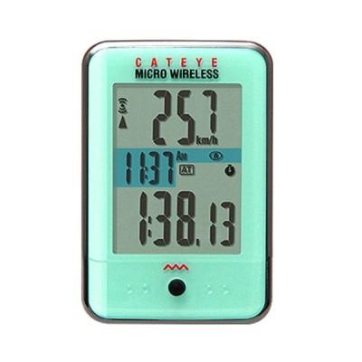 キャットアイ(CATEYE) マイクロワイヤレスMICRO WIRELESS C.グリーン 526-00257 CC-MC200W 自転車 サイクル パーツ