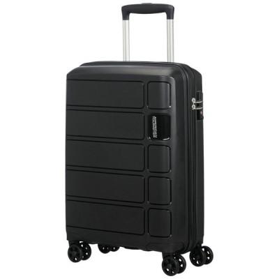 アメリカンツーリスター スーツケース 34L SUMMER SPLASH(サマースプラッシュ) ブラック 62G09905 [TSAロック搭載]