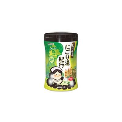 いい湯旅立ち ボトル にごり湯紀行 森の香り 600g (医薬部外品)
