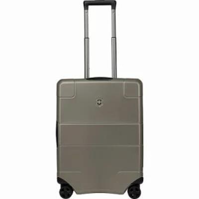 ビクトリノックス スーツケース・キャリーバッグ Lexicon 21 Global Hardside Carry-On Spinner Luggage Titanium