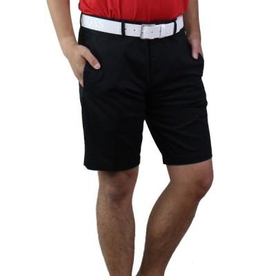 ヒューゴ ボス HUGO BOSS LIEM4 ハーフパンツ ゴルフウェア 50403126 10165966 001 ブラック メンズ golf−01 sale-8