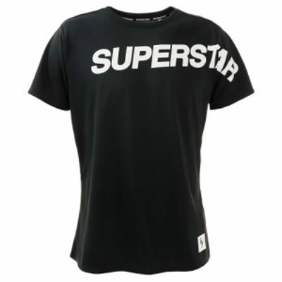 スーパースター(SUPERSTAR)半袖プリントTシャツ 32JA9S1209(Men's)