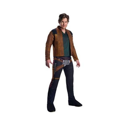 Rubie's Men's Star Wars Han Solo Adult Costume (Small 34-36, Multi)[並行輸入品]