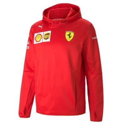 2021 PUMA スクーデリア フェラーリ オフィシャル F1 チーム テックフリース レッド Ferrari