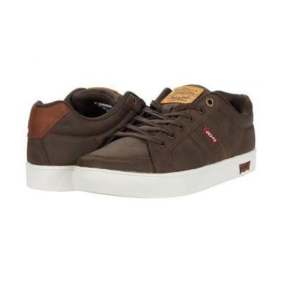 Levi's(R) Shoes リーバイス メンズ 男性用 シューズ 靴 スニーカー 運動靴 Kaleb Wax - Brown/Tan
