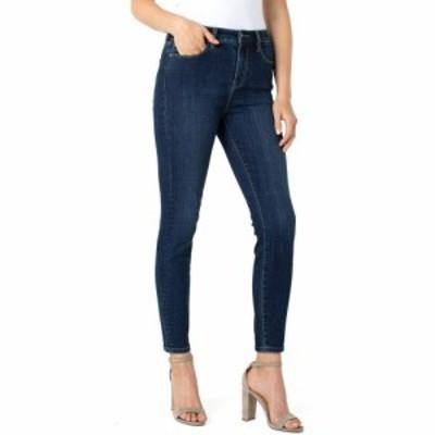 リバプール Liverpool レディース ジーンズ・デニム ボトムス・パンツ Abby Sustainable Ankle Skinny Jeans in Essential Essential