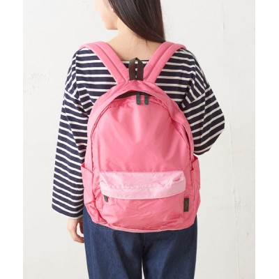 Daily russet/デイリーラシット 【再値下】Backpack(L)/リュックサック/シンプル/軽量 ピンク FREE