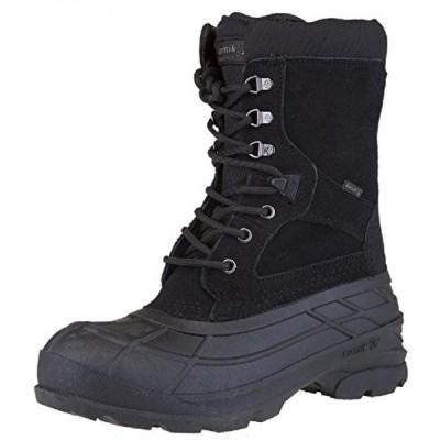 カミック メンズ ブーツ Kamik Men's Nationplus Boot