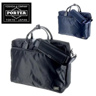 PORTER ポーター TIME ブリーフケース B4 3WAY 655-08296