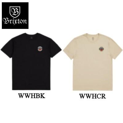 ブリクストン BRIXTON Terminal S/S Standard Tee メンズ 半袖 Tシャツ スケートボード ストリート アウトドア トップス M〜L
