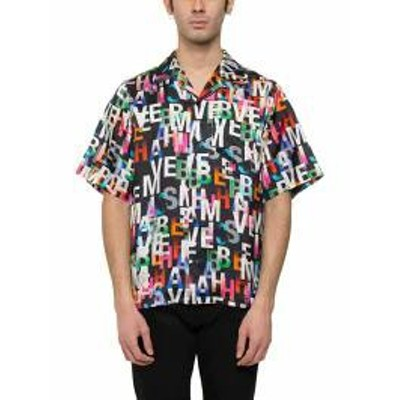 MISBHV メンズシャツ MISBHV Misbehave Shirt Multicolor