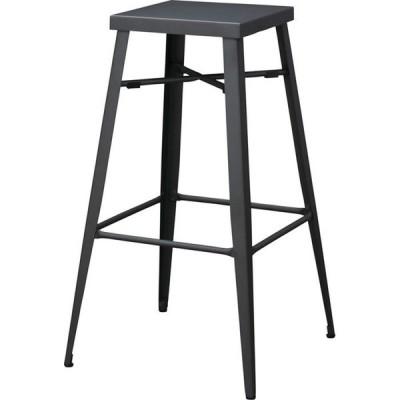 北海道・沖縄・離島配送不可 代引不可 スツール カウンターチェア バーチェア イス 椅子 いす おしゃれ かわいい ハイスツール W45×D45×H69cm 東谷 GRP-335