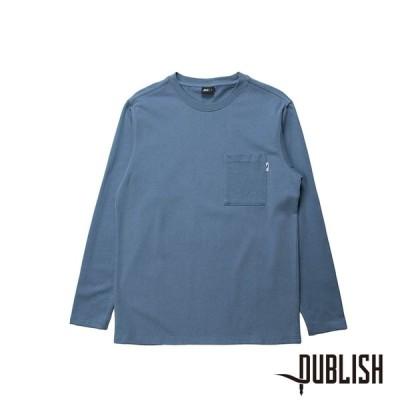 【PUBLISH BRAND/パブリッシュブランド】FRIDAY カットソー / BLUE