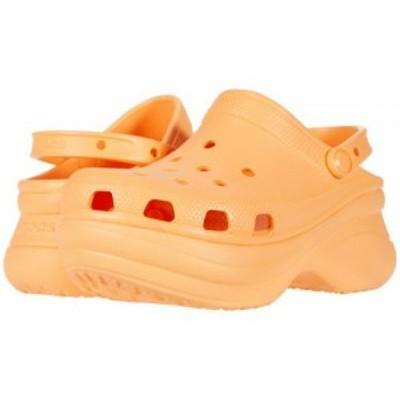 crocs クロックス レディース 女性用 シューズ 靴 クロッグ Classic Bae Clog Cantaloupe【送料無料】