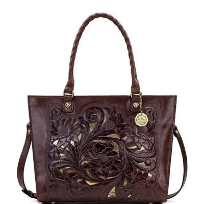 パトリシアナシュ レディース トートバッグ バッグ British Tanned Collection Zancona Tote Bag