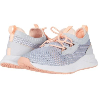 アンダーアーマー Under Armour レディース スニーカー シューズ・靴 UA Charged Breathe SMRZD Halo Gray/Peach Frost/White