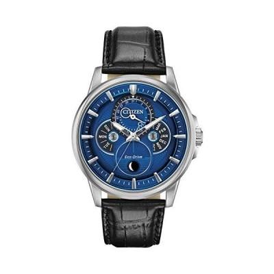 Citizen 腕時計 BU0050-02L カレンダ- One Size ブラック並行輸入品