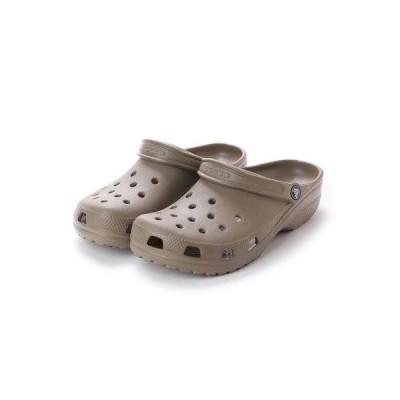 クロックス crocs 10001 CLASSIC CLOG クラシック クロッグ サンダル (カーキ)