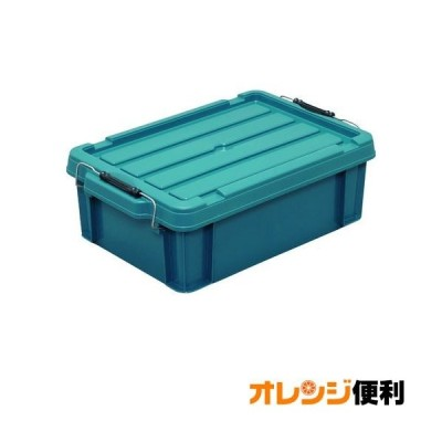 アイリス IRIS 252001 バックルコンテナ BL−13 ブルーグリーン BL-13-BG 【137-2469】