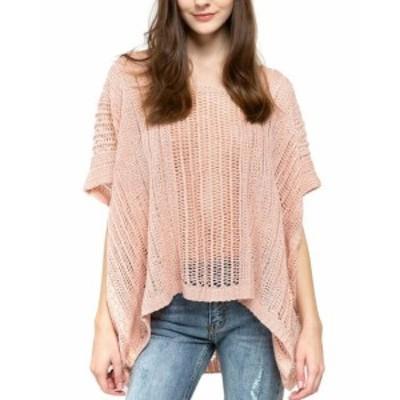 ファッション ドレス Pol Clothing Short Sleeve Crewneck Pullover