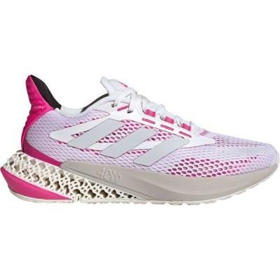 アディダス シューズ レディース ランニング adidas Women's 4DFWD Pulse Running Shoes White/White
