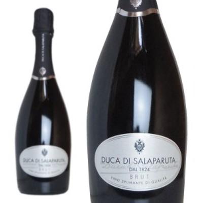ドゥーカ ディ サラパルータ ブリュット スプマンテ 750ml (イタリア スパークリングワイン)