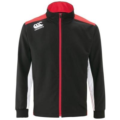 カンタベリー ラグビー トレーニングジャケット プラクティス ジャケット ブラック 19 CB-RG70008-19