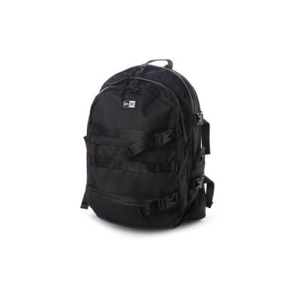 ニューエラ NEW ERA メンズ レディース デイパック リュック バッグ Carrier Pack ブラック 11404494