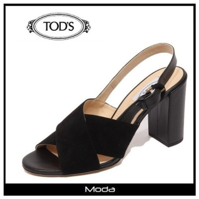 トッズ サンダル レディース TOD'S 靴 ブランド スリングバック ハイヒールサンダル
