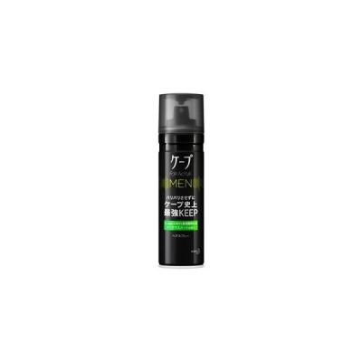 ケープ FOR ACTIVE MEN クリアマスカットの香り 165g 花王 ヘアスプレー 整髪料 スタイリング