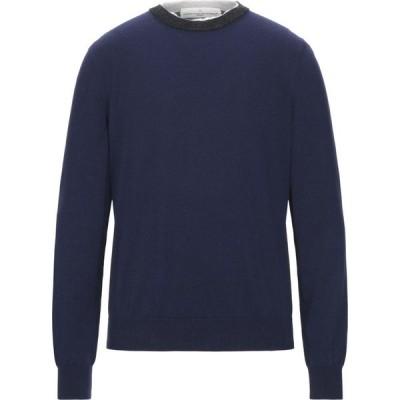 ゴールデン グース GOLDEN GOOSE DELUXE BRAND メンズ ニット・セーター トップス Sweater Dark blue