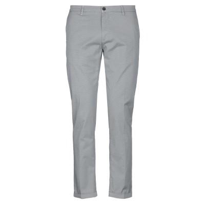 リハッシュ RE-HASH パンツ ライトグレー 35 コットン 98% / ポリウレタン 2% パンツ
