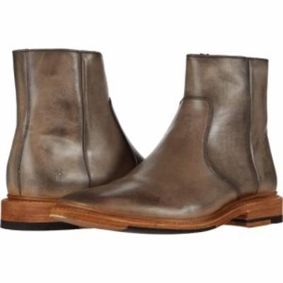 フライ Frye メンズ ブーツ シューズ・靴 Paul Inside Zip Stone Antique Pull Up